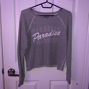 American Eagle Cropped Sweater